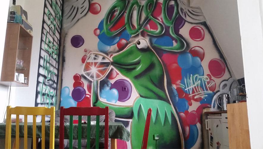 Kermit Küche