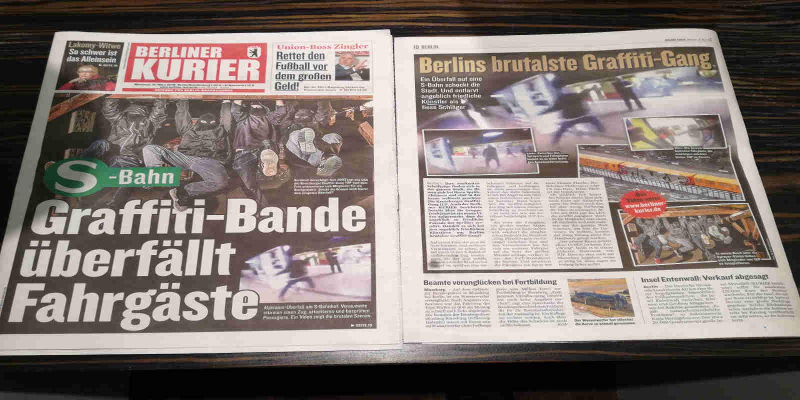 berliner-kurier-graffiti-bande