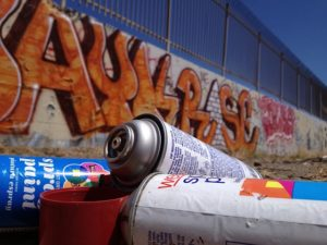 wasserlösliche graffiti lacke giftig